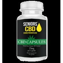 Seniors CBD Capsules