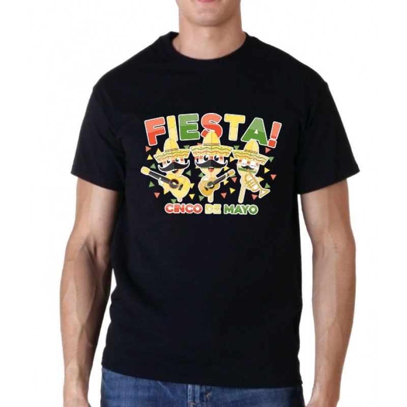 Smoke 10 - Cinco de Mayo Fiesta T-Shirt