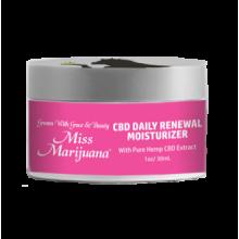 Miss Marijuana CBD Daily Renewal Moisturizer