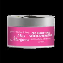 Miss Marijuana CBD Nighttime Skin Rejuvenator