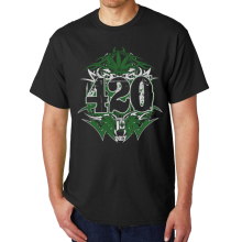 Smoke 10 - 420 Limited Edition T-Shirt