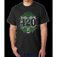Smoke 10 - 420 Limited Edition T-Shirt