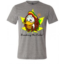 Smoke10 - Stoned Duck Men's T-Shirt