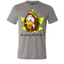 Smoke10 - Stoned Duck Men's T-Shirt