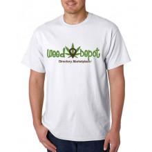 Weed Depot - White T-Shirt